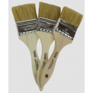 2'' Natural bristles Chip Brush - 50mm