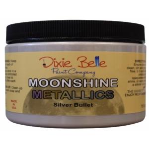 Dixie ezüst metálfesték 473ml