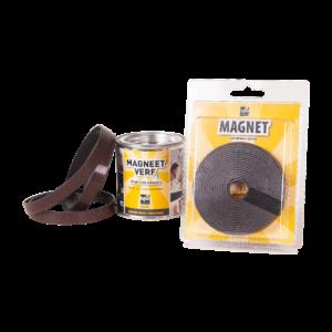 Magnetic strip (self-adhesive)