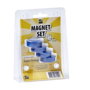 Magnet Bleu 37 mm