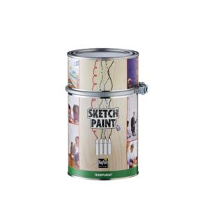 SketchPaint Transparent 1 L Gloss