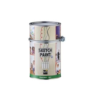 SketchPaint Transparent 1 L Matte