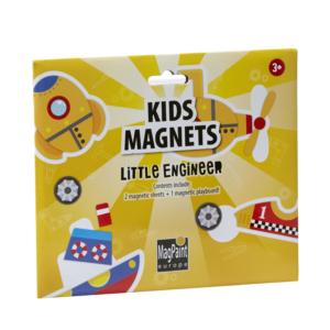 Magnets Set Little Engeneer