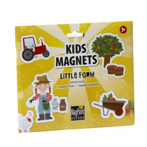 Magnet set Little Farm Figurs