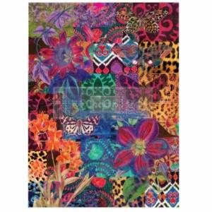 Redesign Dekor Transzfer – PATCHWORK 22″X 30″