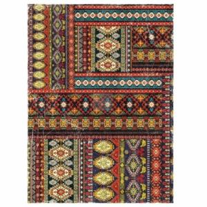 "Redesign Dekor Transzfer Western Tapestry - size 24""x 30"""