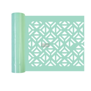 """Redesign Stick & Style® - Irregular Triangles - 1 roll - 7in x 3yds (6"""" design)"""