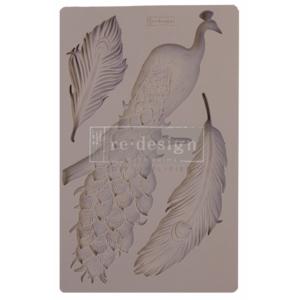 Redesign Szilikon Forma Regal Peacock