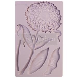 Redesign Szilikon forma Kerti virágok