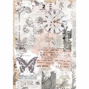Redesign Dekor vastag rizspapír - Herb's Memory