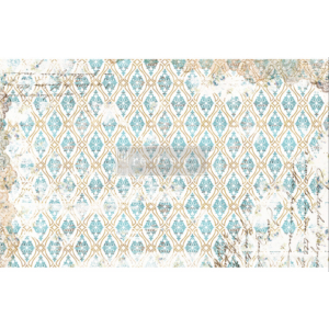 Redesign Decoupage Vastag rizspapír - Distressed Deco
