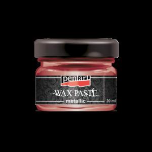 Metalic wax