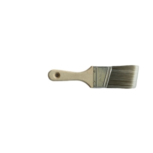 Synthetic flat angled brush 50mm