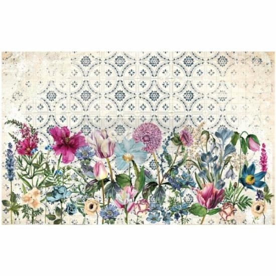 """Redesign Decoupage Decor Tissue Paper - Fuchsia - 2 sheets (19"""" x 30"""""""