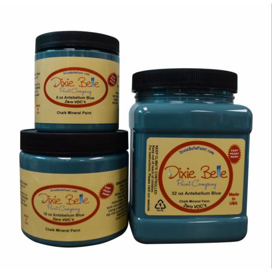 Chalk Paint Antebellum Blue