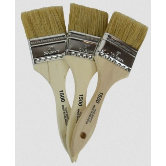 2'' Natural bristles Chip Brush - 50mm