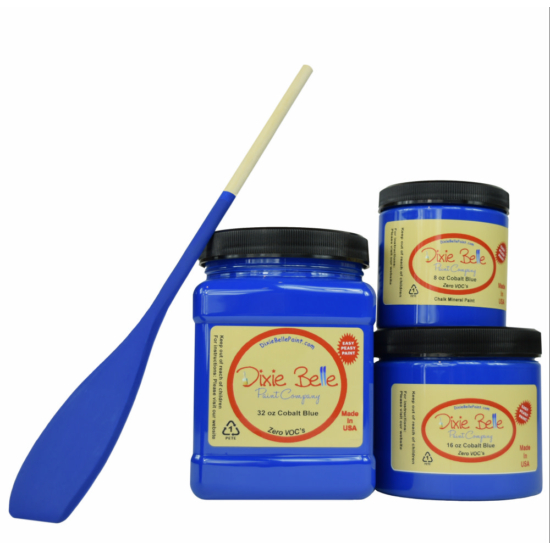 Chalk Paint Cobalt Blue