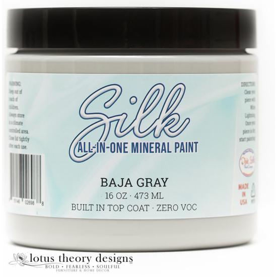 SILK All in 1 multi bútorfesték Baya Grey