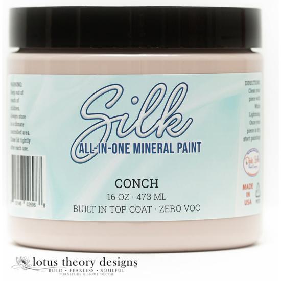SILK All in 1 multi bútorfesték Conch