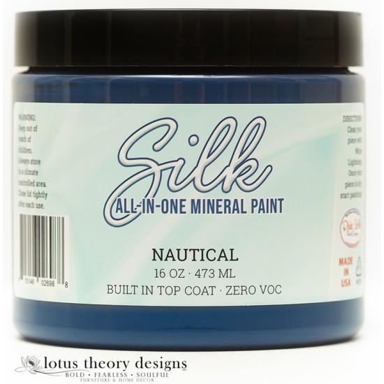 SILK All in 1 multi bútorfesték Nautical