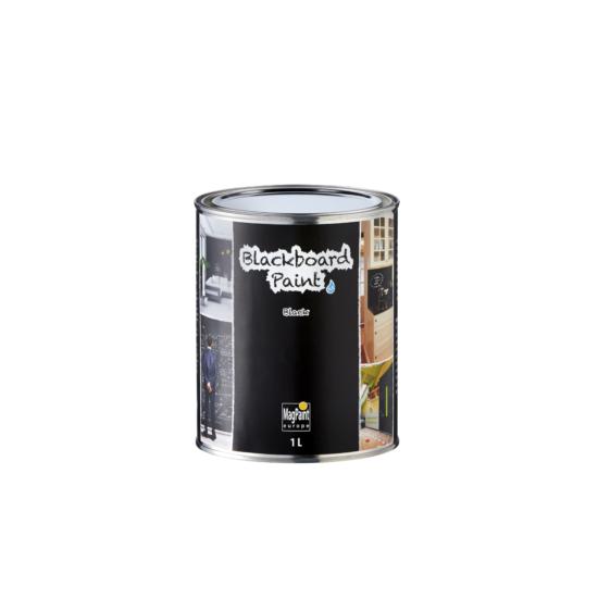 BlackboardPaint 1.0 L BLACK water-based