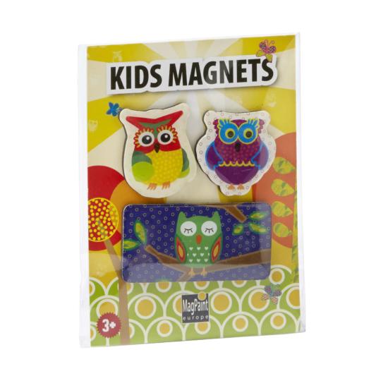 Magnet Set Owl