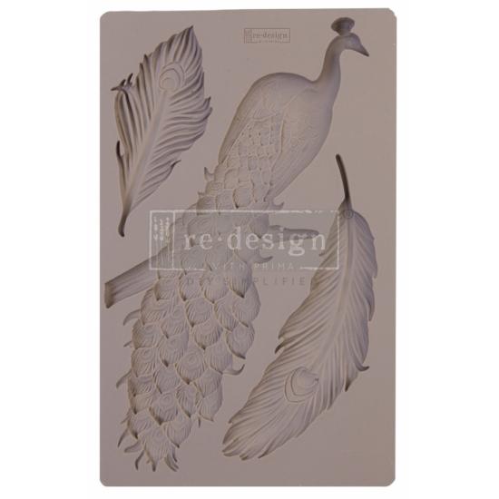 Redesign Decor Mould Regal Peacock