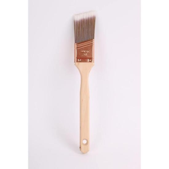 Sintetic flat brush 35 mm