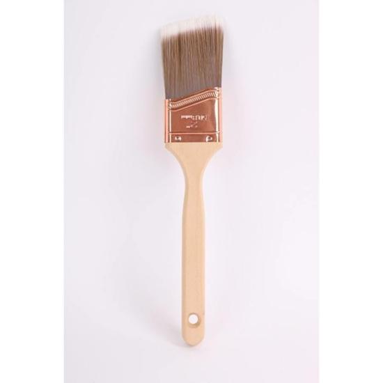 Sintetic flat brush 50 mm