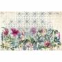 """Picture 1/4 -Redesign Decoupage Decor Tissue Paper - Fuchsia - 2 sheets (19"""" x 30"""""""