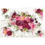 """Picture 1/5 -Redesign Décor Transfers® - Royal Burgundy 44""""x 30"""" 6 sheets"""