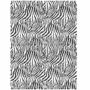 """Picture 1/2 -Redesign Decor Transfers® - Zebra design size 24"""" X 32"""""""