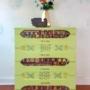"Kép 3/3 - Redesign Dekor Transzfer Western Tapestry - size 24""x 30"""