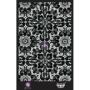 Picture 1/4 -6x9 Stencil - Ornate Lace