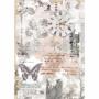 Kép 1/2 - Redesign Dekor vastag rizspapír - Herb's Memory